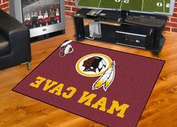 FANMATS 14385 NFL Washington Redskins Nylon Universal Man Ca