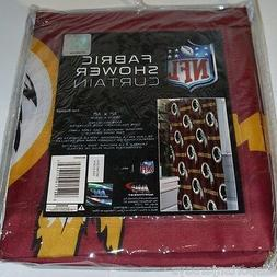 Northwest 1NFL903000020RET NFL Washington Redskins Shower Cu