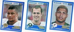 2013 Score Blue Parallel Set Singles NFL Football Trading Ca