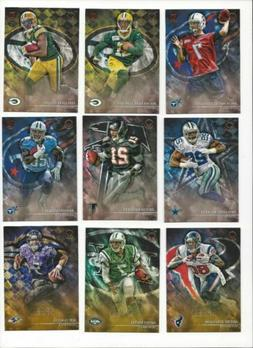 2014 TOPPS VALOR - STARS, RC'S, HOF - BASE or SPEED PARALLEL