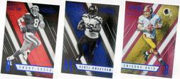 2016 Absolute Spectrum Blue Parallel Set Singles NFL Footbal