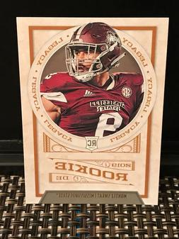 2019 Panini Legacy RC Base Montez Sweat #200 - Redskins