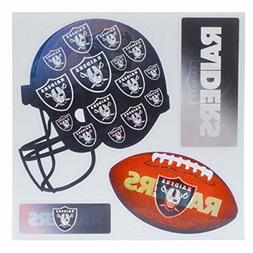 4-Piece Magnet Redskins Raiders Falcons Bengals Chargers 3-D