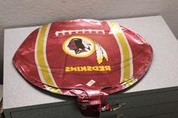 "50x Lot Anagram XL 18"" NFL Washington Redskins Football Foil"
