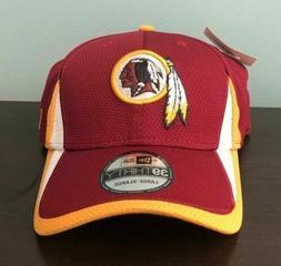 Authentic Washington Redskins New Era 39Thirty Stretch Baseb