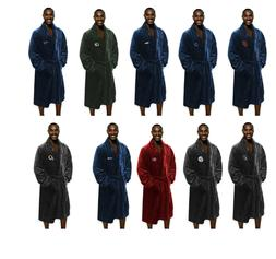 "Boxed NFL Silk Touch Bath Robe Men's 26"" x 47"""