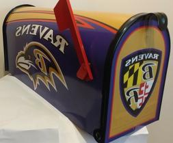 BALTIMORE RAVENS CUSTOM MAiLBOX jersey hats