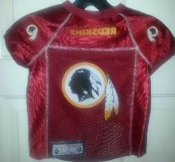 WASHINGTON REDSKINS Dog Pet Jersey New with Tags Size is LAR