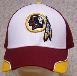 Embroidered Baseball Cap Sports NFL Washington Redskins NEW