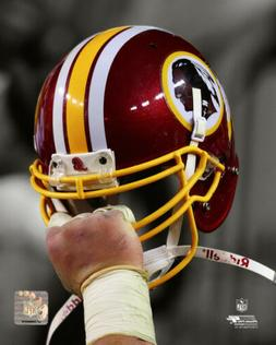 Helmet Washington Redskins Photo Picture Print #1244