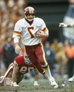 Joe Theisman Washington Redskins Photo Picture Print #1241