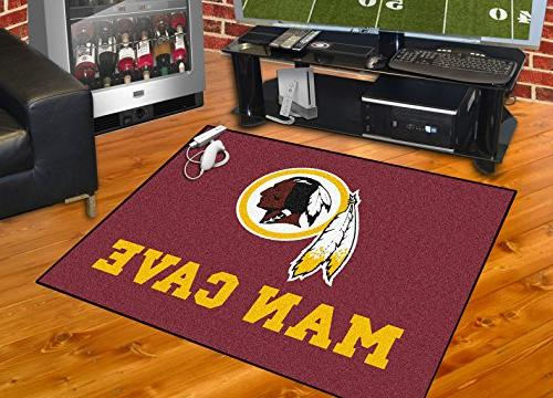 FANMATS Washington Redskins Universal Cave