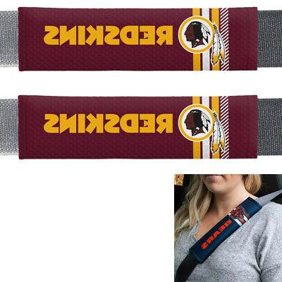 New NFL Washington Redskins Car Truck Suv Van Rally Seat Bel