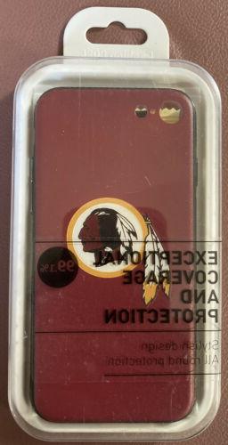 iphone 7 8 washington redskins phone case