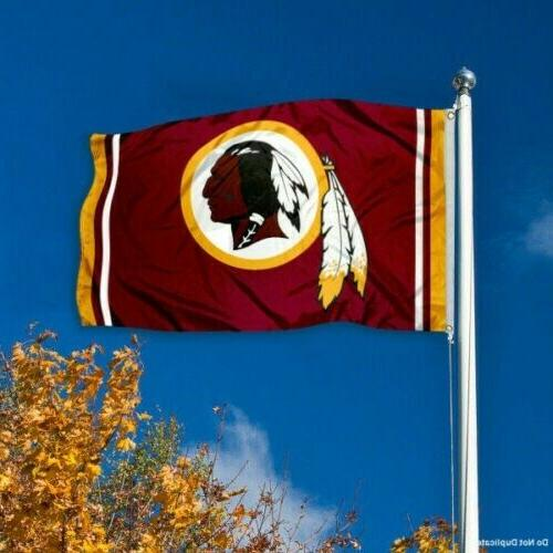 Washington Flag 3x5 Banner D.C.