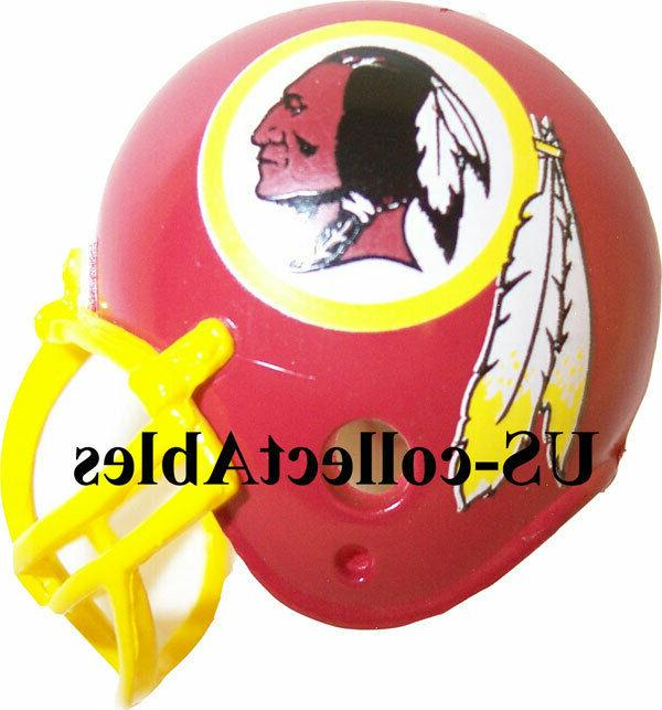 nfl football washington redskins helmet keychain new
