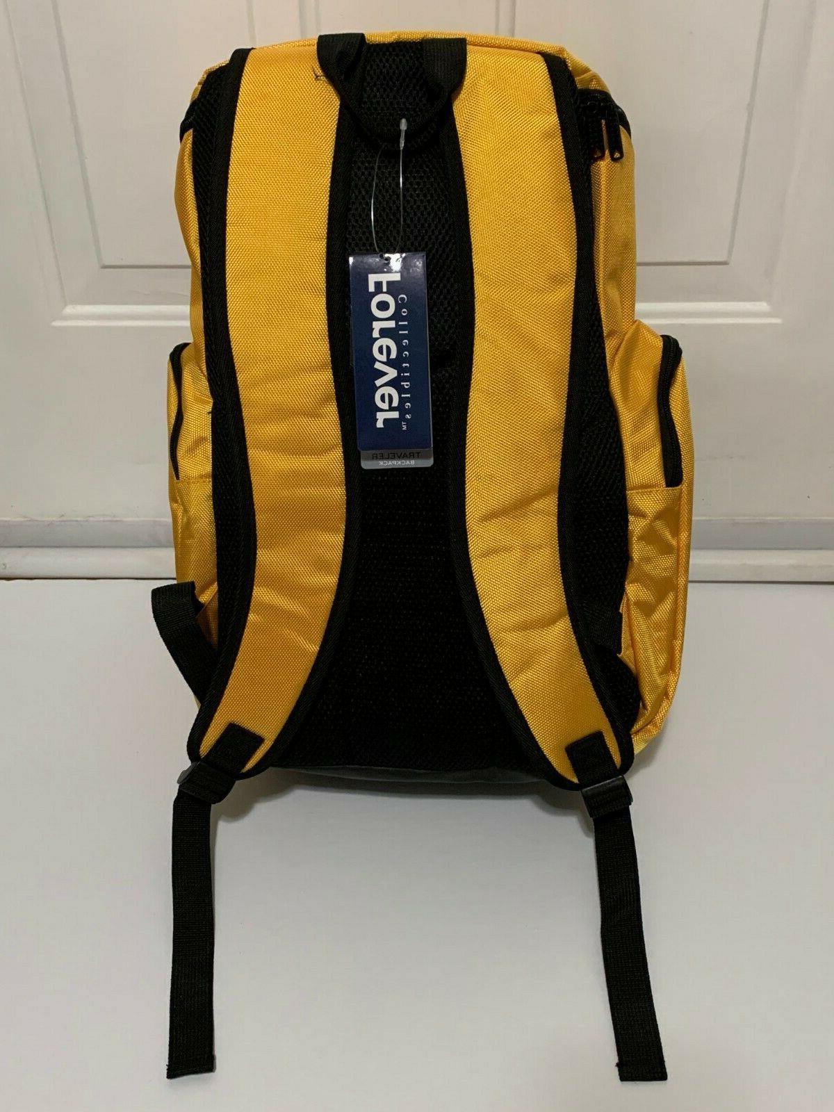 NFL Traveler Backpack Redskins Football Pocket