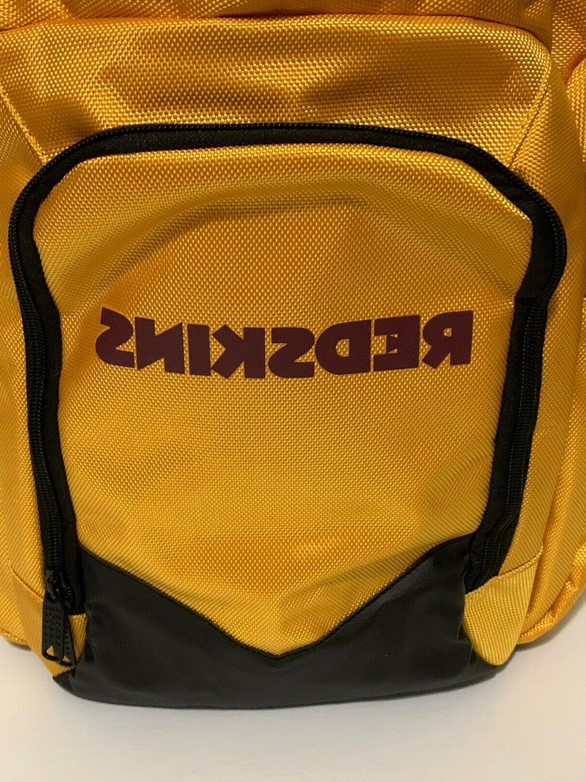 NFL Traveler Redskins Laptop Pocket Bookbag