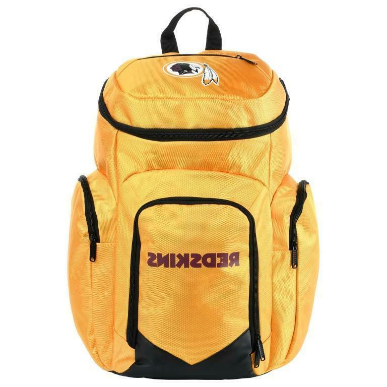 nfl traveler backpack washington redskins football team