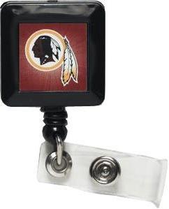 NFL Washington Redskins 14140021 Retractable Badge Holder