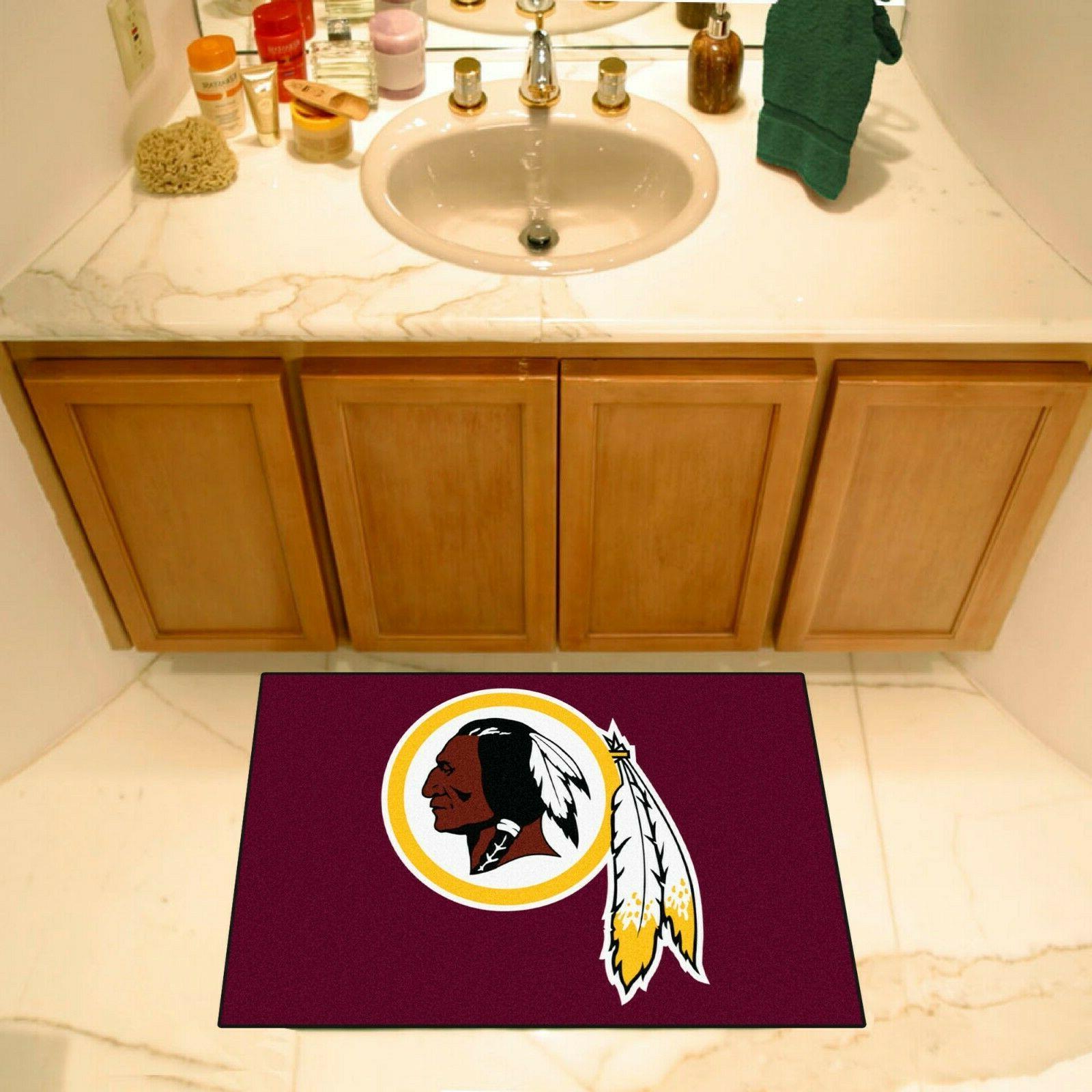 Fanmats Washington Redskins Rookie Mat Area Rug Bath