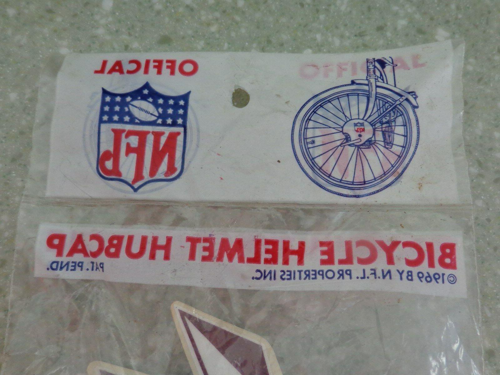 Vintage NFL Washington Bicycle Hub You Rare