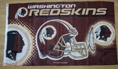 Washington Redskins Flag. US seller. within US