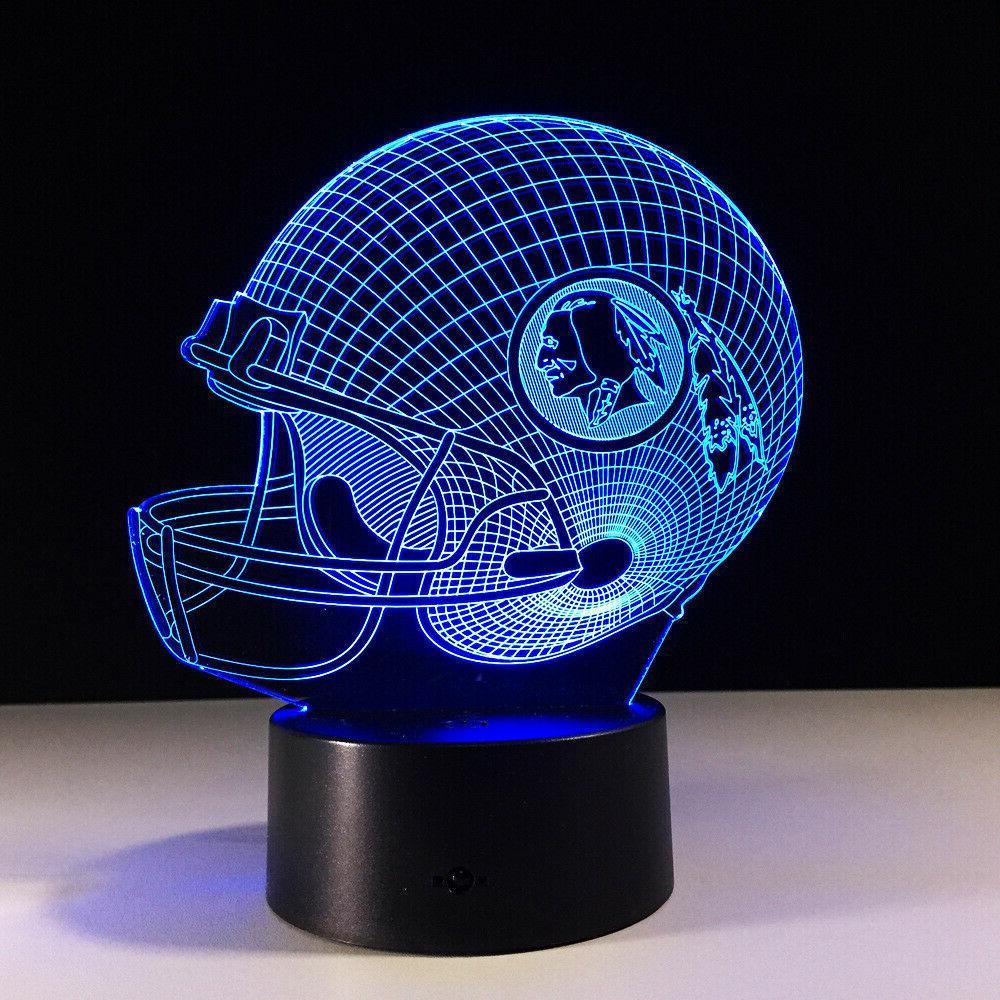 Washington Redskins Alex Smith LED Gift