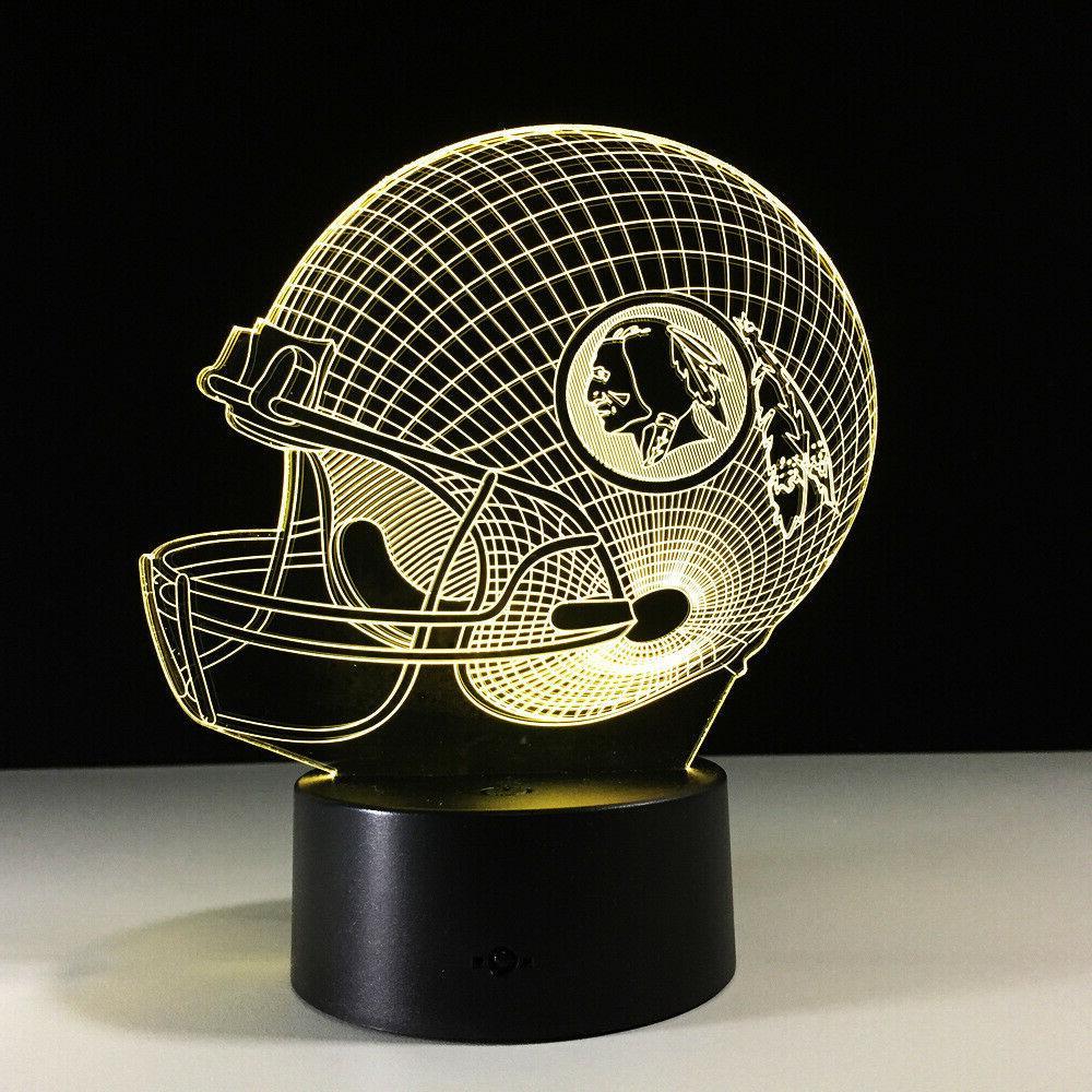 Washington Redskins LED Gift Collectible