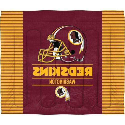 Washington Redskins Pillow Cases  OFFICIAL NFL