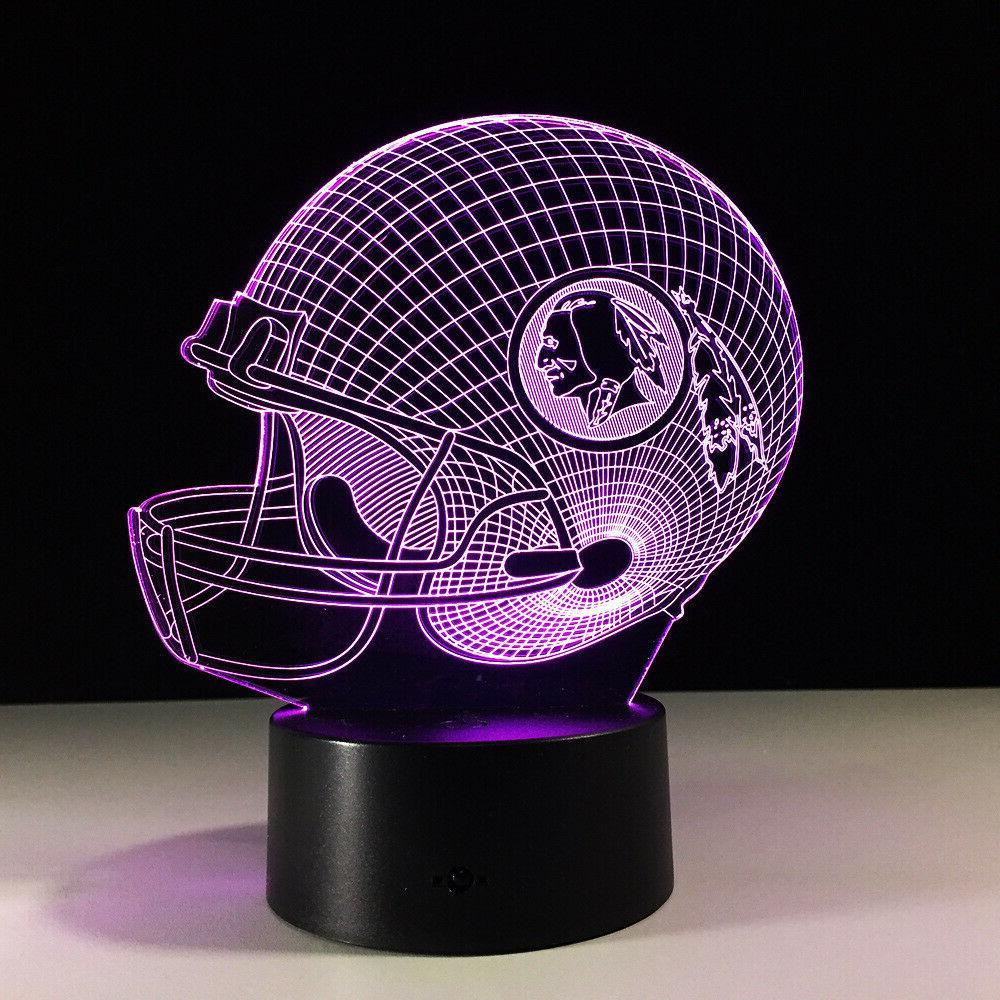 Washington Lamp Home Decor Gift