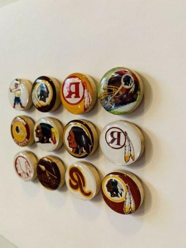 Washington Redskins - Set 12 - FREE
