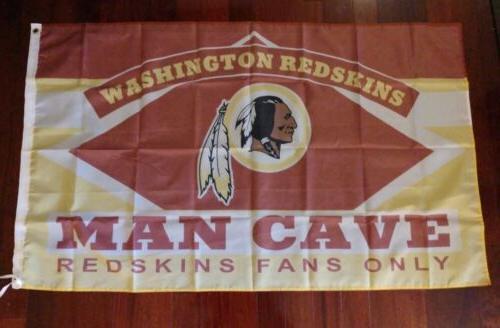 Washington Redskins 3x5 Free shipping US