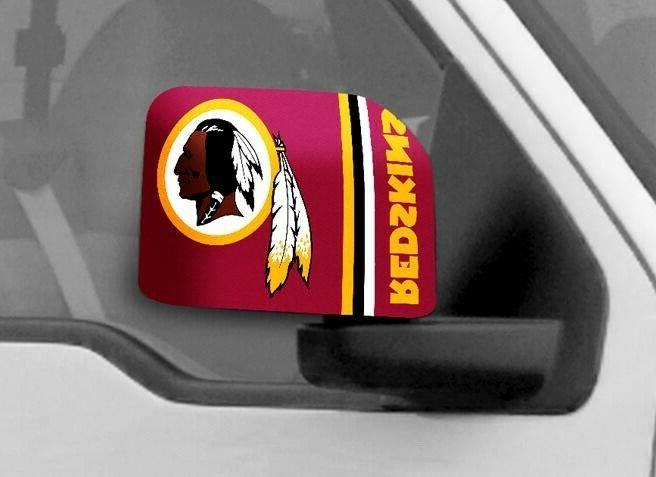 washington redskins nfl car truck mirror covers