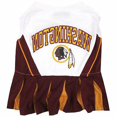 washington redskins nfl cheerleader outfit