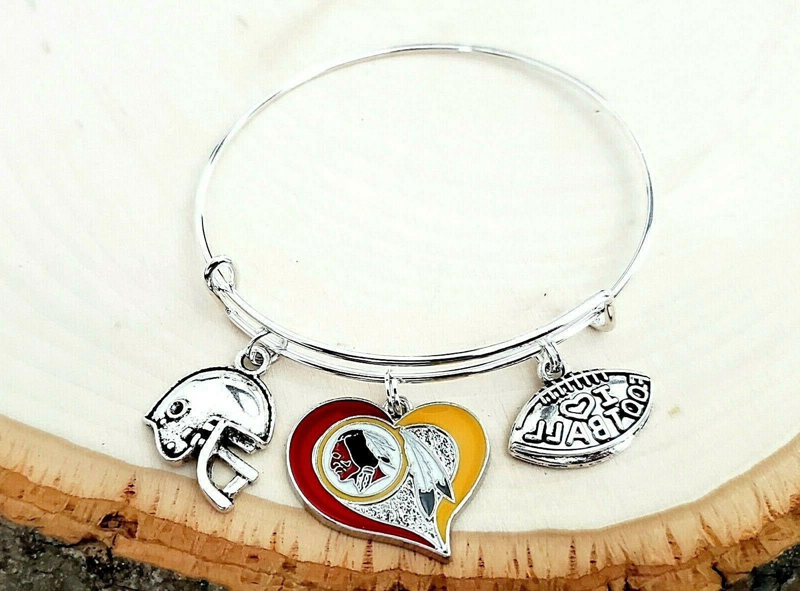 Washington Charm Bracelet