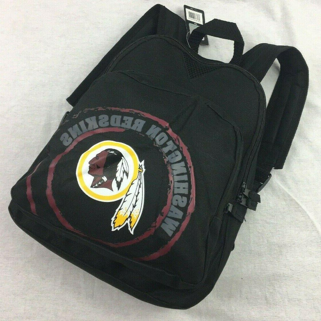 washington redskins offense mini backpack black kid
