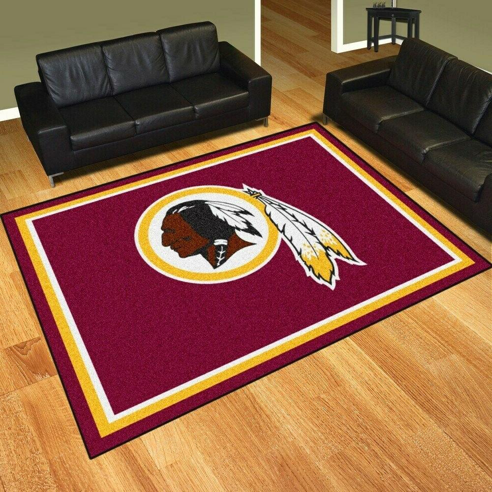 Washington Redskins Area Rug Indoor Floor Mat All Sizes