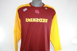Mens Washington Redskins NFL Football Team Apparel Shirt w/