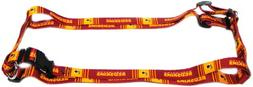 Hunter MFG 3/4-Inch Washington Redskins Adjustable Harness,