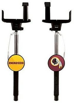 Mizco NFL Washington Redskins Selfie Stick (Sports Accessori