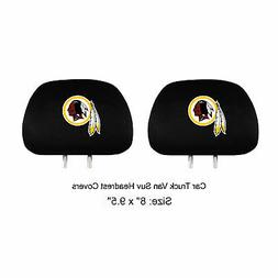 New NFL Washington Redskins Car & Truck Embroidered Headrest