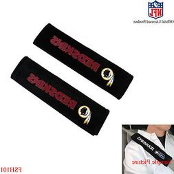 New NFL Washington Redskins Car Truck Suv Van Seat Belt Shou