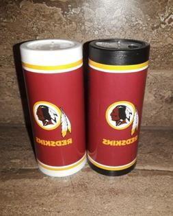 New NFL Washington Redskins Salt & Pepper Shakers Set Filled