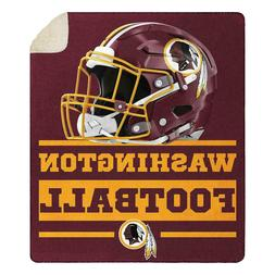 New NFL Washington Redskins Soft Large Throw Blanket with Sh