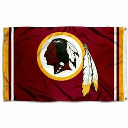 Washington Football Team Redskins Flag Large Outdoor NFL 3x5