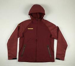 NEW Nike Washington Redskins - Maroon Poly Jacket