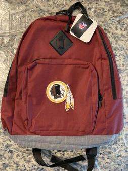New With Tags Washington Redskins Kids Backpack