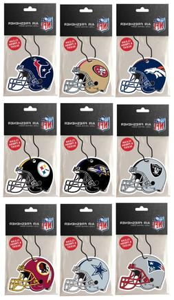 NFL Air Freshener - Choose Your Team
