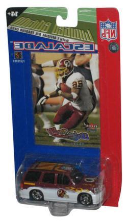 NFL Football Washington Redskins  Fleer Escalade 1:64 Truck